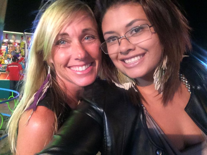 Lisa Coltman and Mariana Cabrera Mtz