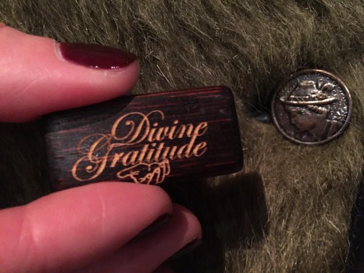 Divine Gratitude